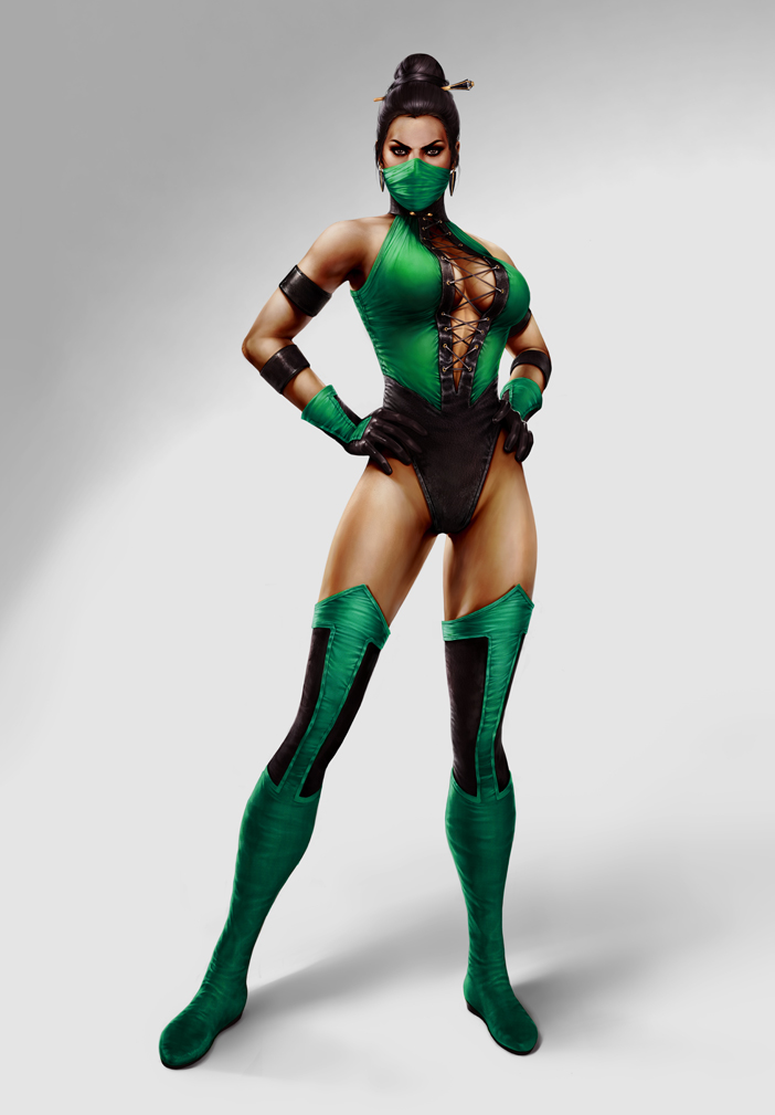 mortal kombat jade render. Along with the render,