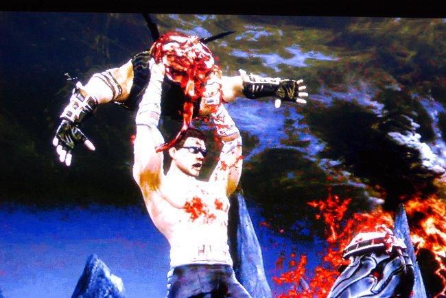mortal kombat 2011 scorpion moves. Scorpion in Mortal Kombat