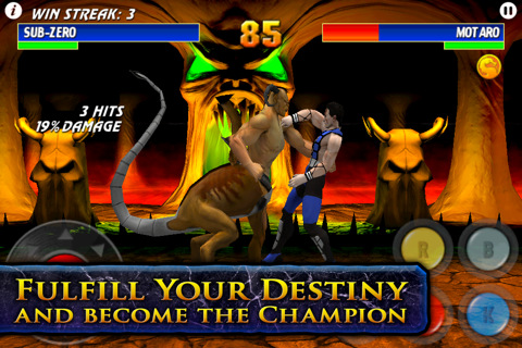 FDMK - 3D Remake of Ultimate Mortal Kombat 3 Now Available